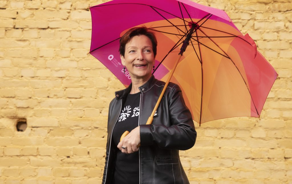Valokuvassa Piia Rantala-Korhonen.