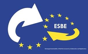 ESBE-hankkeen logo.